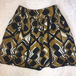 Anthropologie Anna Sui A-Line Skirt